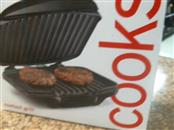 COOK'S ESSENTIALS Grill CONTACT GRILL